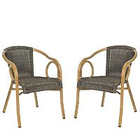 Safavieh Dagny 2-piece Arm Chair Set