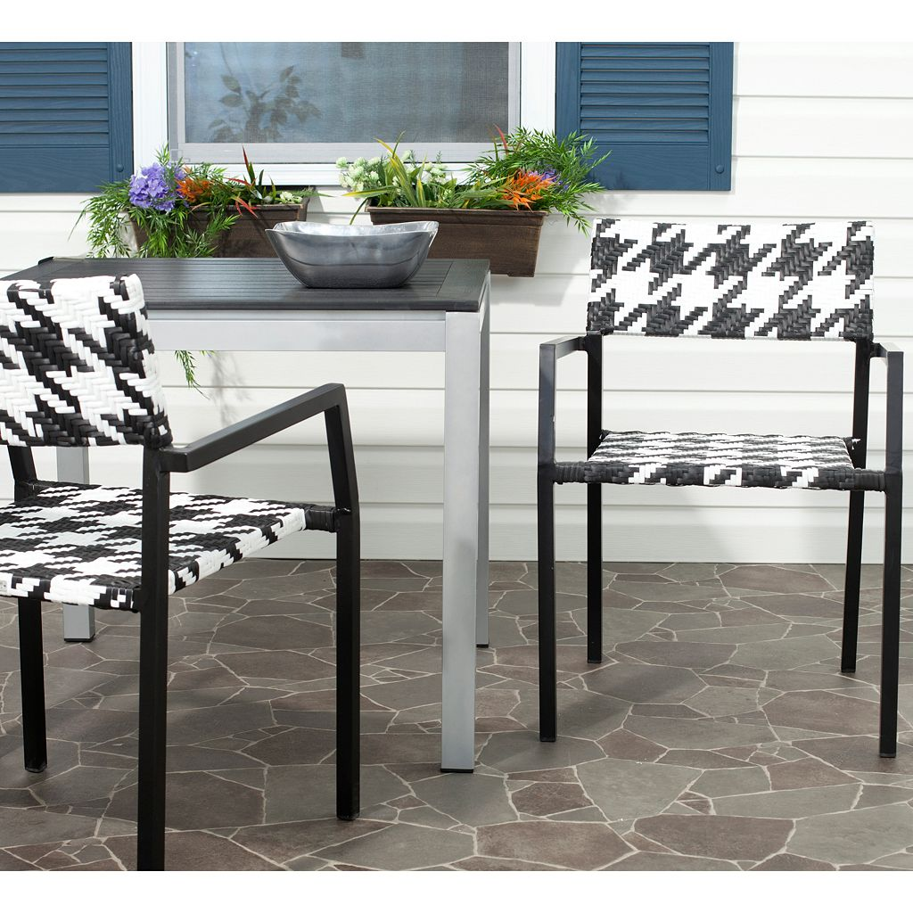 Safavieh Halden 2-piece Arm Chair Set