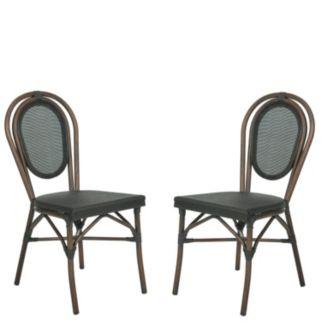 Safavieh Ebsen 2-piece Side Chair Set