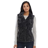Women's Weathercast Faux-Fur Vest