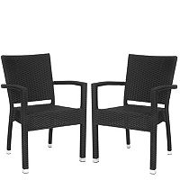 Safavieh Kelda 2 pc Arm Chair Set