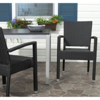 Safavieh Kelda 2-piece Arm Chair Set