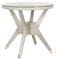 Safavieh Langer Indoor / Outdoor Round End Table