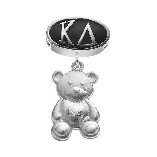 LogoArt Kappa Delta Sterling Silver Sorority Symbol Charm
