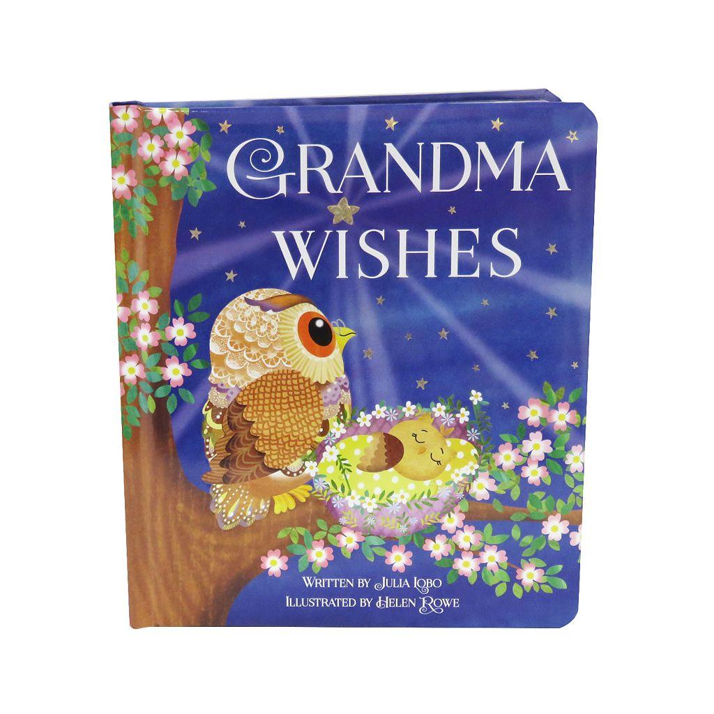 Grandma Wishes Book