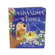 Grandma Wishes Book