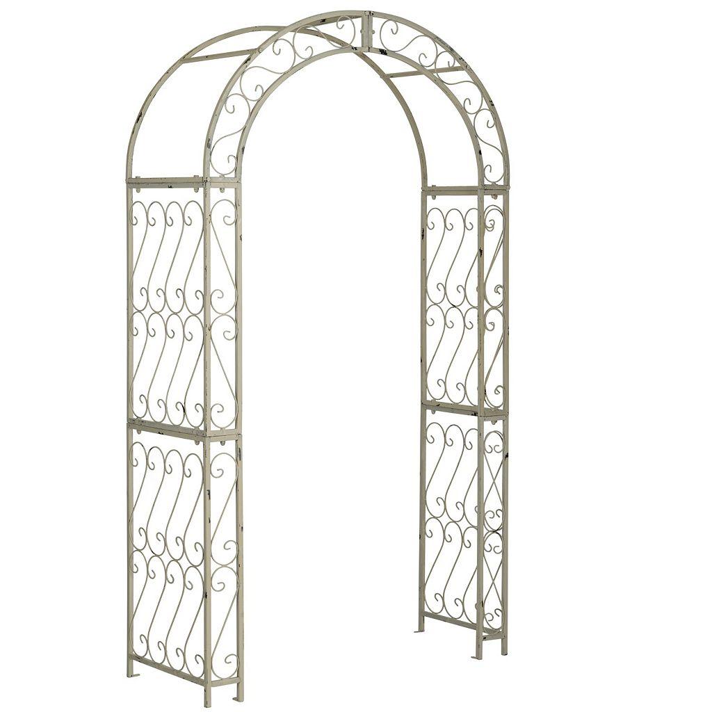 Safavieh Scroll Metal Archway