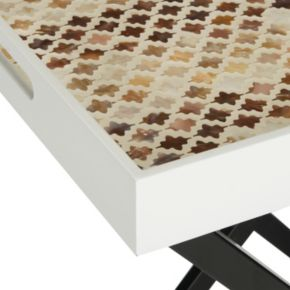 Safavieh Abba Mosaic Tray Table