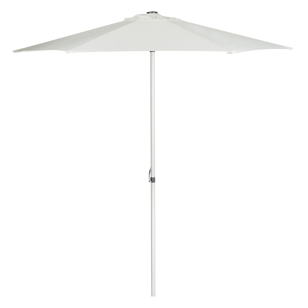 Safavieh Hurst 9-ft. Push Up Umbrella