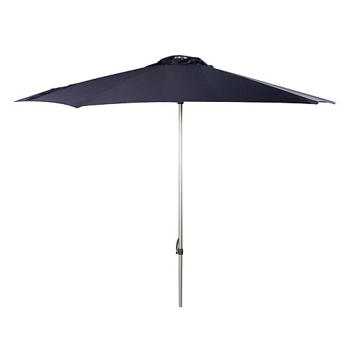 Safavieh Hurst 9-ft. Push Up Umbrella
