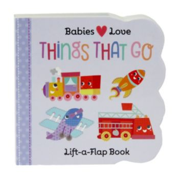Babies Love Things That Go Book by Cottage Door Press