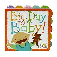Big Day for Baby Book by Cottage Door Press