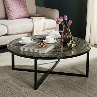 Safavieh Cheyenne Gray Coffee Table