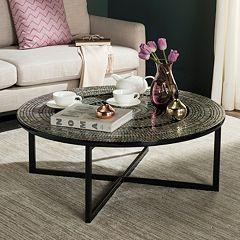 Safavieh Cheyenne Gray Coffee Table