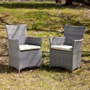 Belen 2 pc Easy Outdoor Chair Set