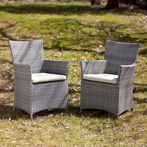 Belen 2-piece Easy Outdoor Chair Set