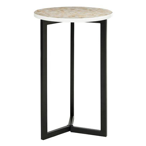 Safavieh Zaira Shell End Table