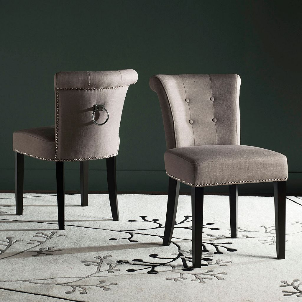 Safavieh Sinclair 2-piece Ring Dining Chair Set