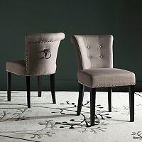 Safavieh Sinclair 2-piece Ring Dining Chair Set