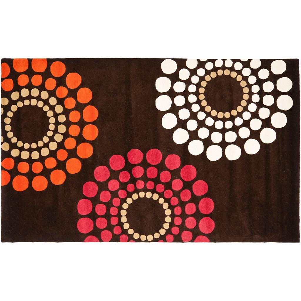 Safavieh Soho Modern Circle Medallion Rug