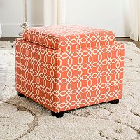 Safavieh Harrison Single Tray Ottoman