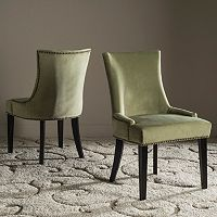 Safavieh Lester 2 pc Dining Chair Set