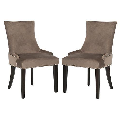 Safavieh Lester 2-piece Dining Chair Set