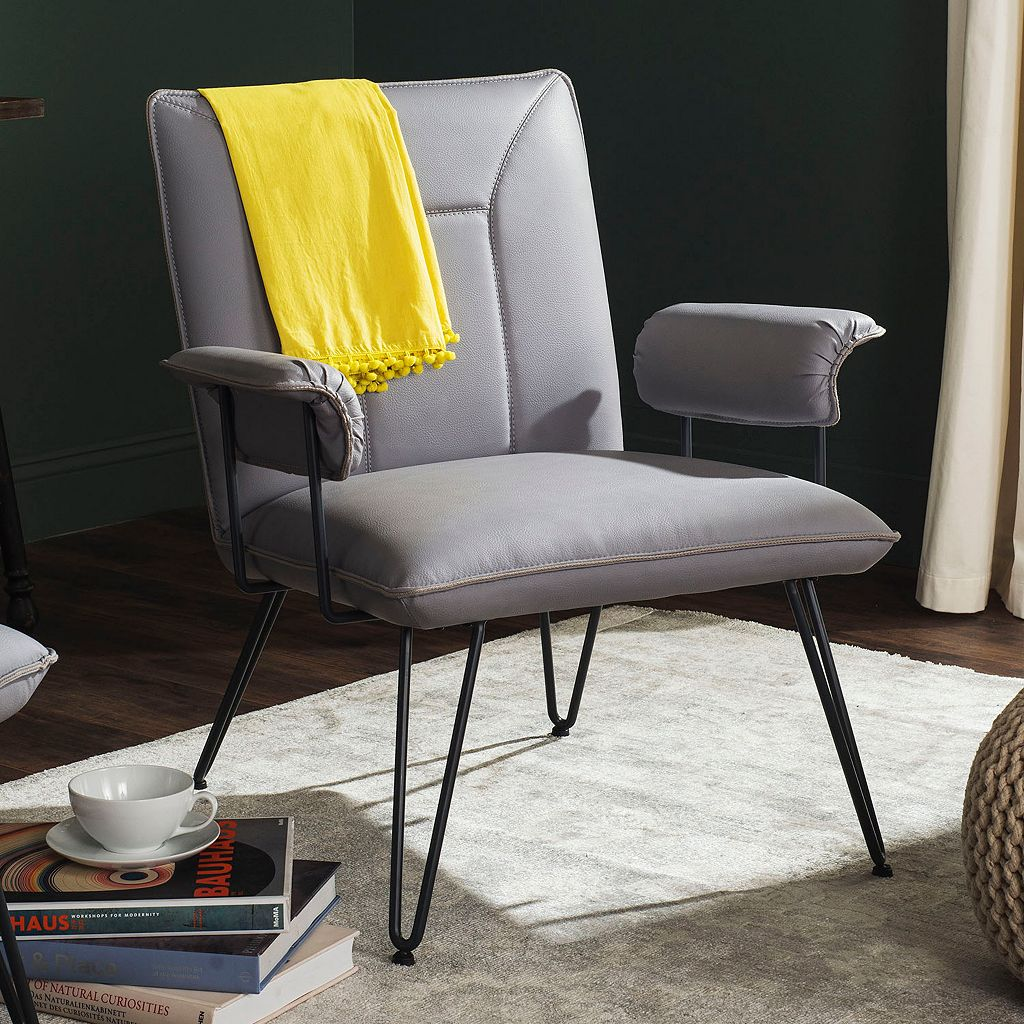 Safavieh Tall Johannes Arm Chair
