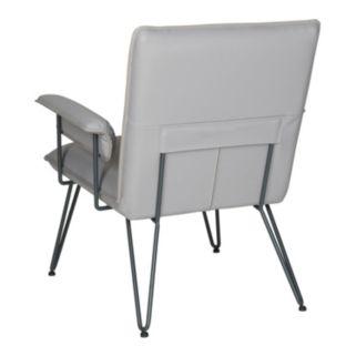 Safavieh Tall Johannes Arm Chair