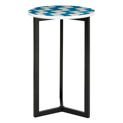 Safavieh Zaira Ikat End Table