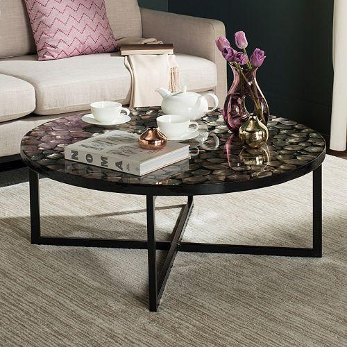 Safavieh Cheyenne Bold Coffee Table