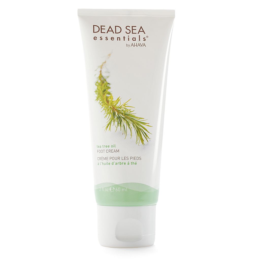 Dead Sea Essentials by AHAVA Tea Tree Foot Cream - Travel Size