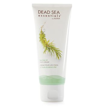 Dead Sea Essentials by AHAVA Tea Tree Foot Cream - Travel Size