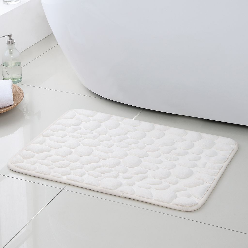 VCNY Pebbles 2-pc. Memory Foam Bath Rug Set