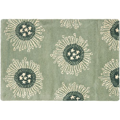 Safavieh Soho Abstract Multi-Floral Rug