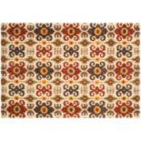 Safavieh Soho Checkerboard Floral Wool Rug