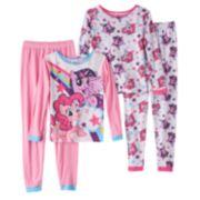 My Little Pony Princess Twilight Sparkle & Pinkie Pie Pajama Set - Girls 4-10