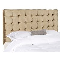Safavieh Lamar Sage Tufted Headboard