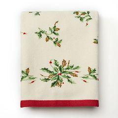 Lenox Holly Hand Towel