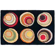 Safavieh Soho Circles Wool Rug