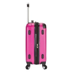 Travelers Club Chicago 3-piece Expandable Hardside Luggage Set