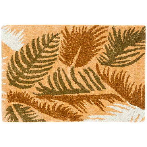 Safavieh Soho Tropical Leaves Wool Rug
