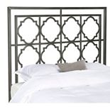 Safavieh Silva Metal Headboard