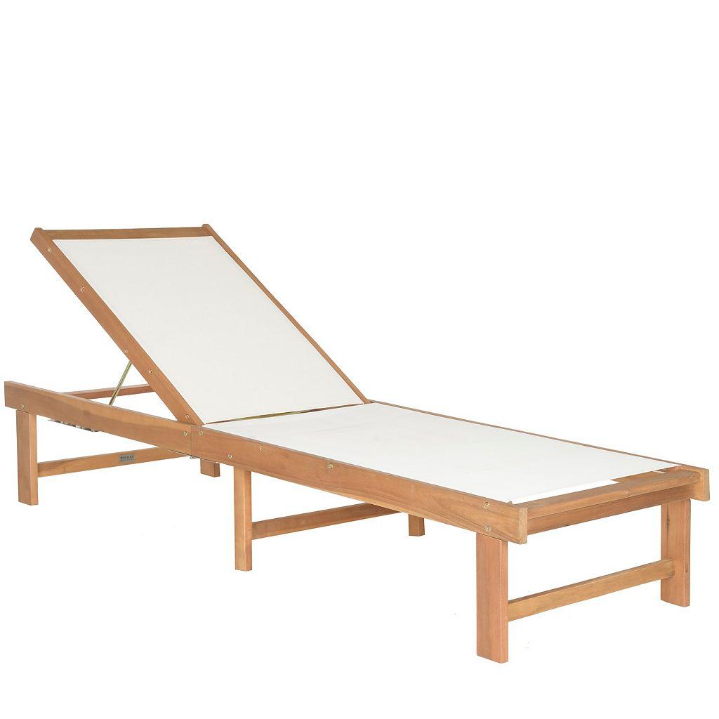 Safavieh Manteca Outdoor Lounge Chair