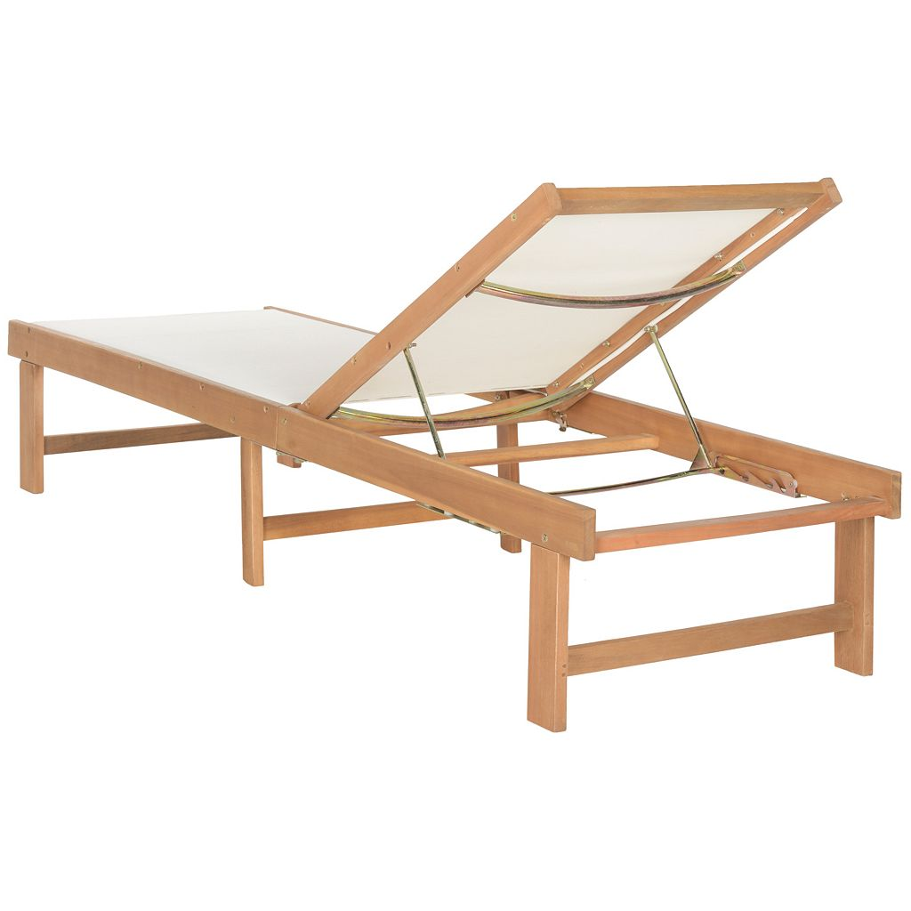 Safavieh Manteca Outdoor Lounge Chair