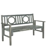 Safavieh Piedmont Outdoor Folding Bench