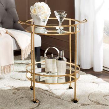 Safavieh Livinia Bar Cart