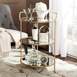 Safavieh Dulcinia Bar Cart
