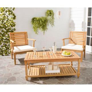 Safavieh Oakley Outdoor Coffee Table