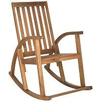 Safavieh Outdoor Clayton Rocking Chair